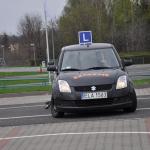 Jazda kursowa na trolejach - Auto szkoła Extreme Łódź