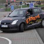 Manewry kursowe na trolejach - Auto szkoła Extreme Łódź