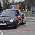 Manewry na trolejach - Auto szkoła Extreme Łódź